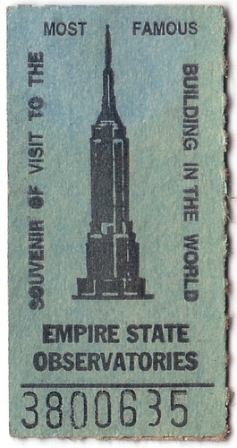 EMPIRE STATE BUILDING TICKET_01_160312