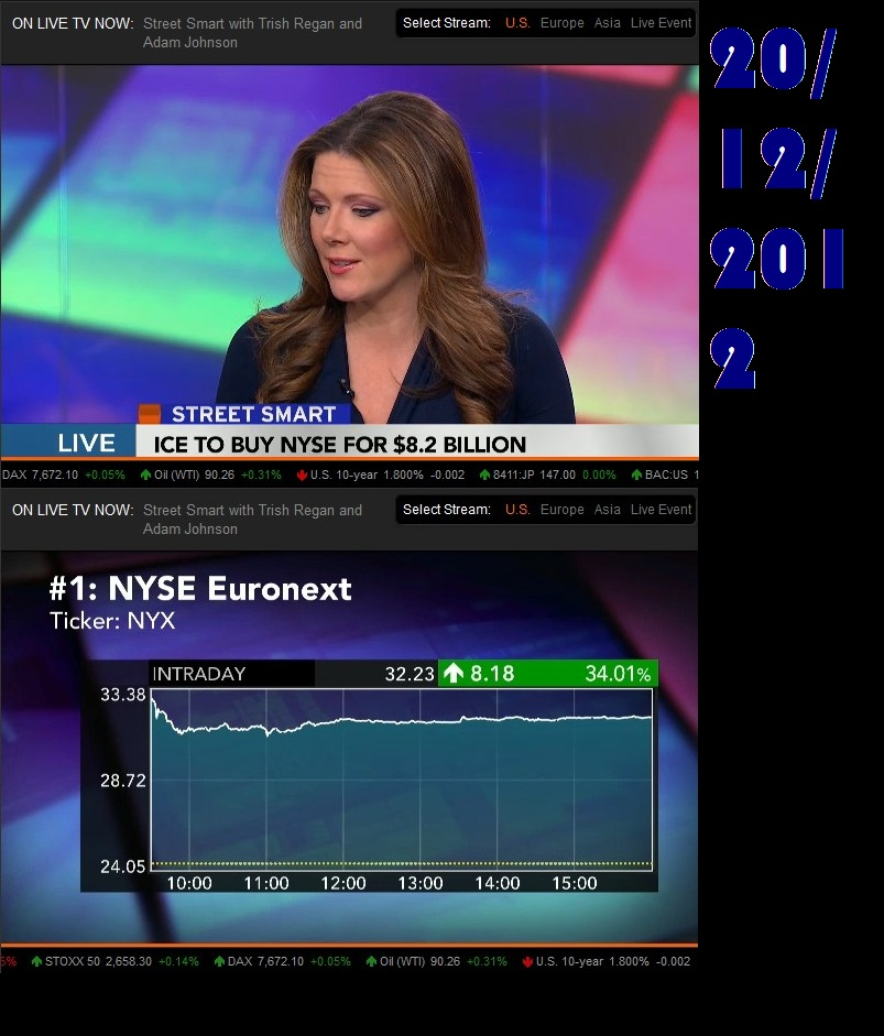 BLOOMBERG NYSE EURONEXT 02 201212