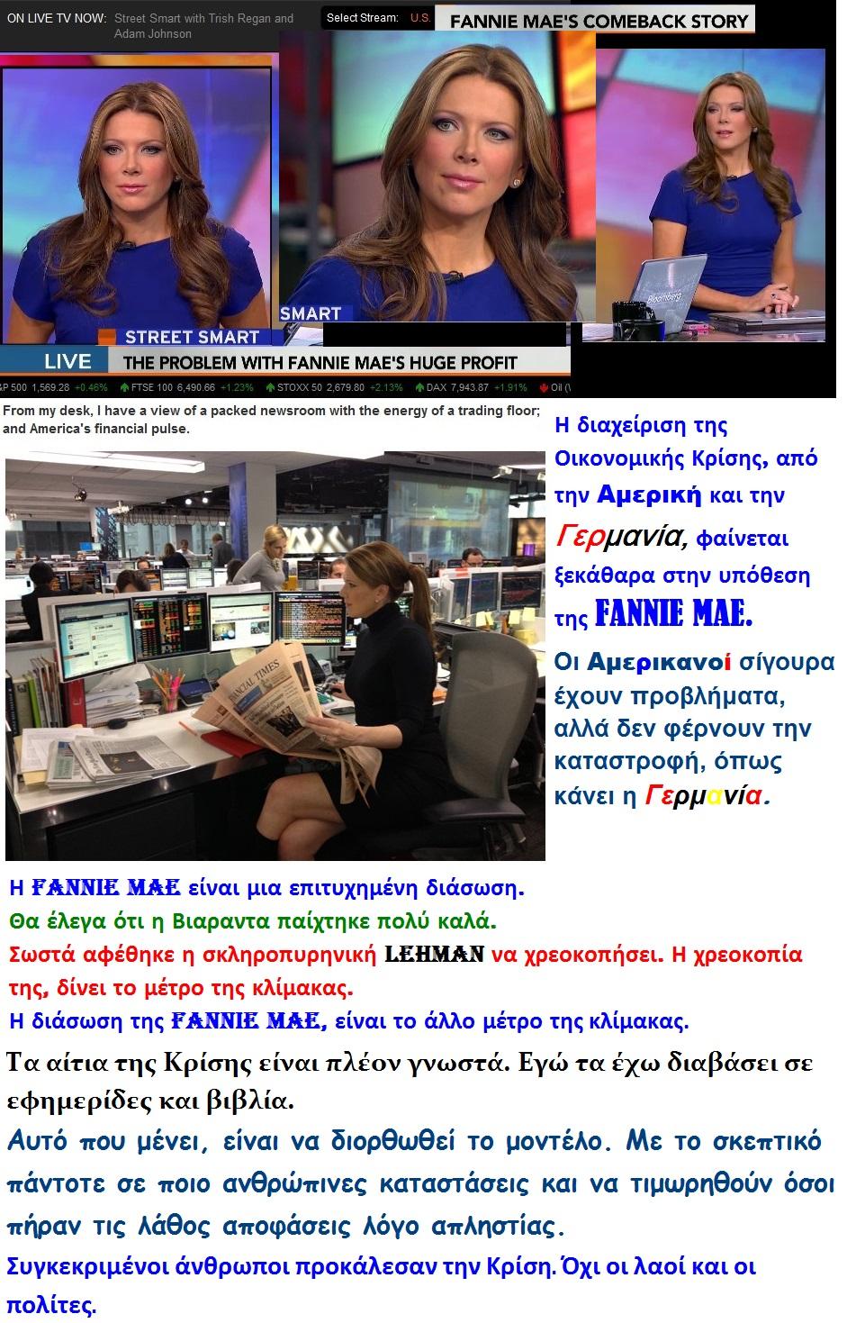 FANNIE MAE COMEBACK