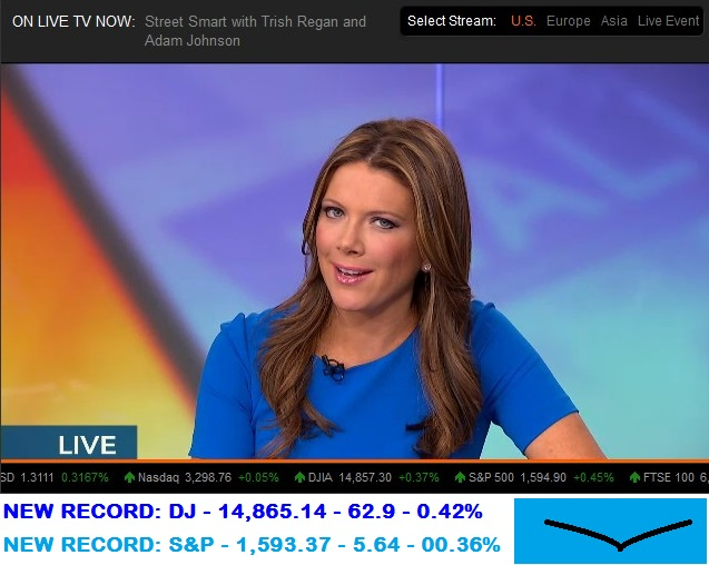 BLOOMBERG TRISH BLUE RECORD DJ 01 01 110413