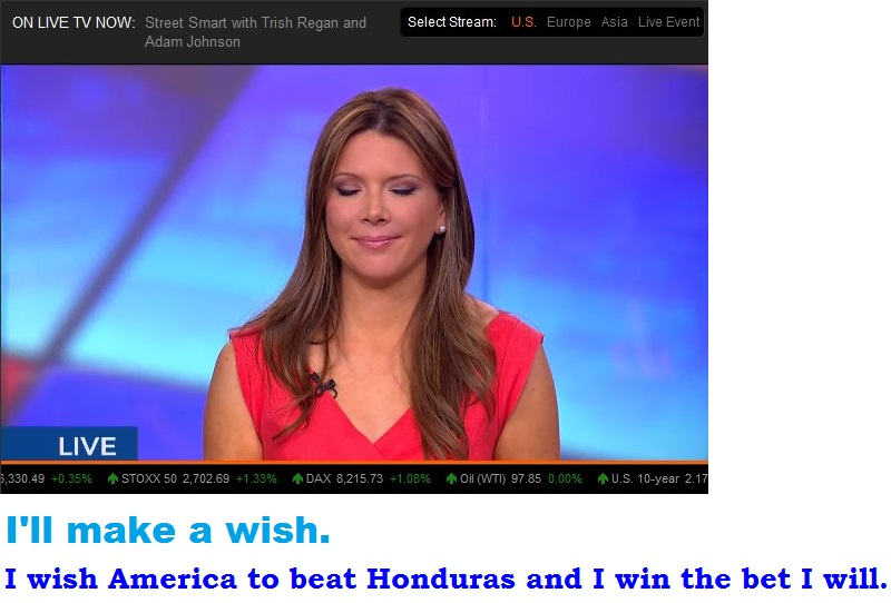 BLOOMBERG TRISH FACE AMERICA VS HONDURAS 01 02 170613