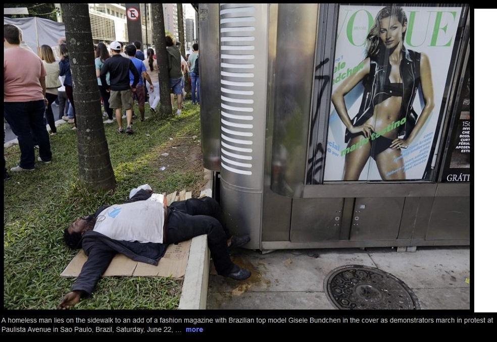 BRAZIL PROTESTERS VOGUE 01 01 230613