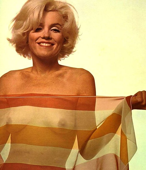 Marilyn Monroe Nude 01