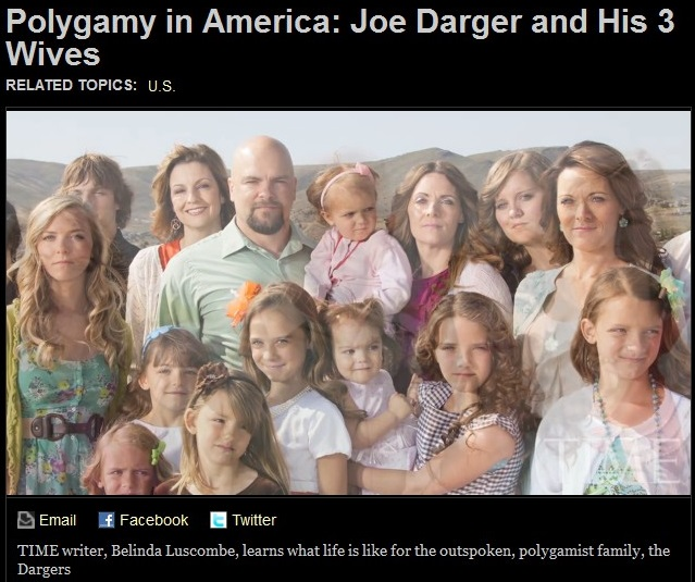 USA POLYGAMY IN AMERICA JOE DARGER 01 290713 (1)