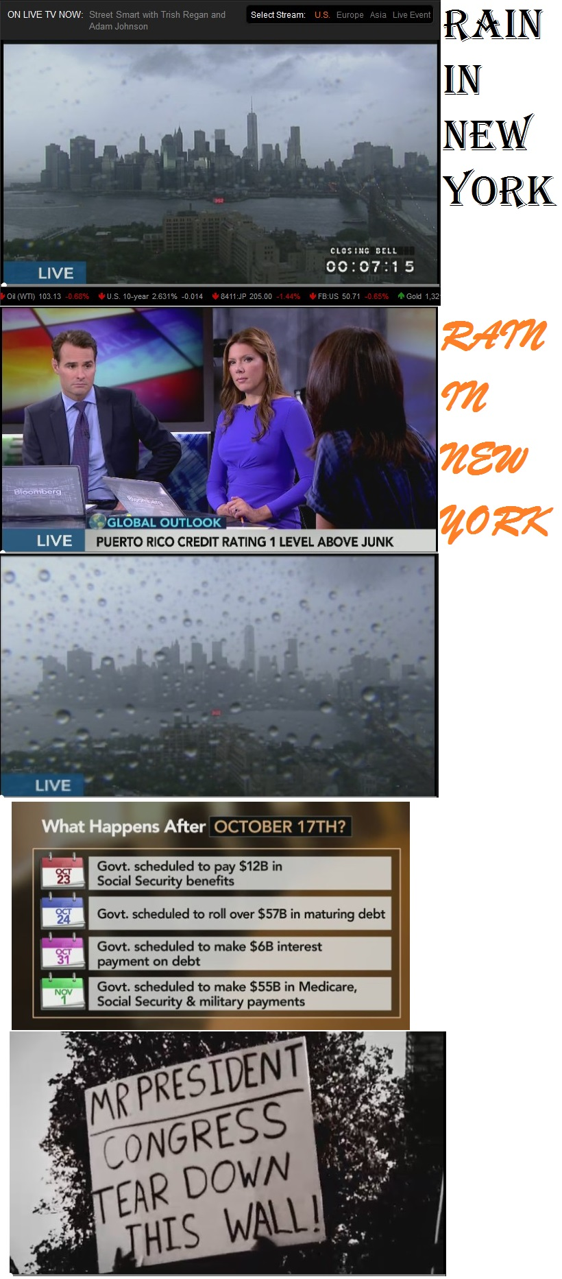 BLOOMBERG DEAFULT NEW YORK RAIN 01 081013