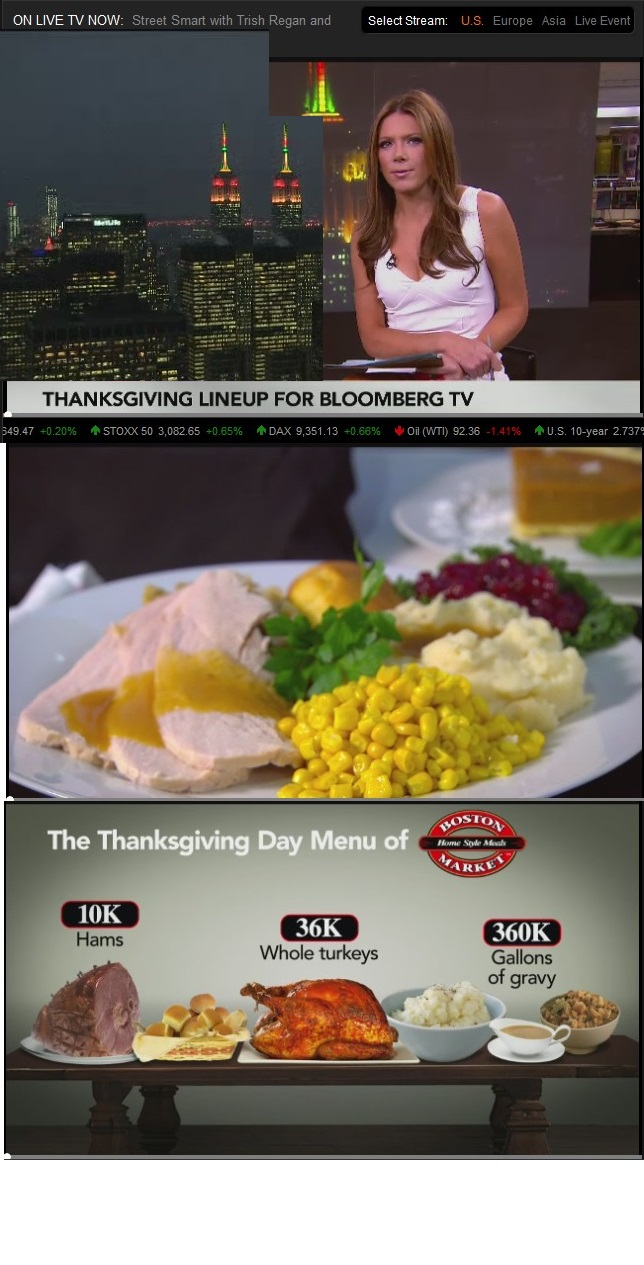 BLOOMBERG TRISH THANKSGIVING 01 01 271113