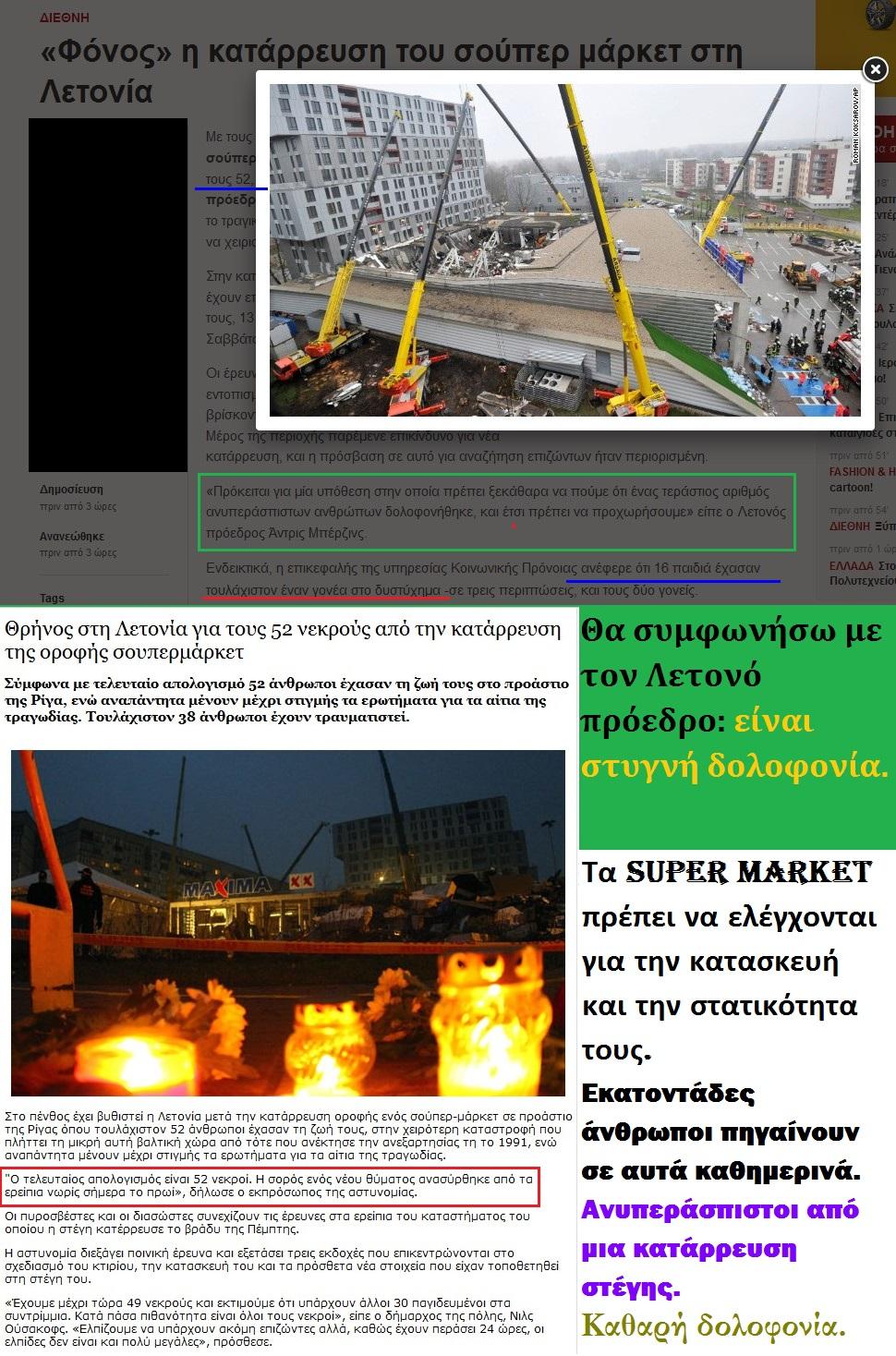 LETONIA SUPER MARKET NEKROI 02 231113