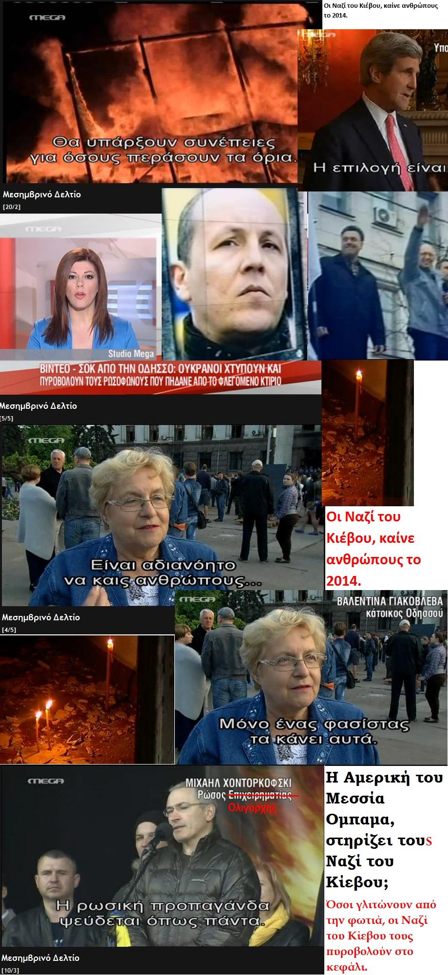 UKRAINE CRISIS ODHSOS FIRE  01 060514