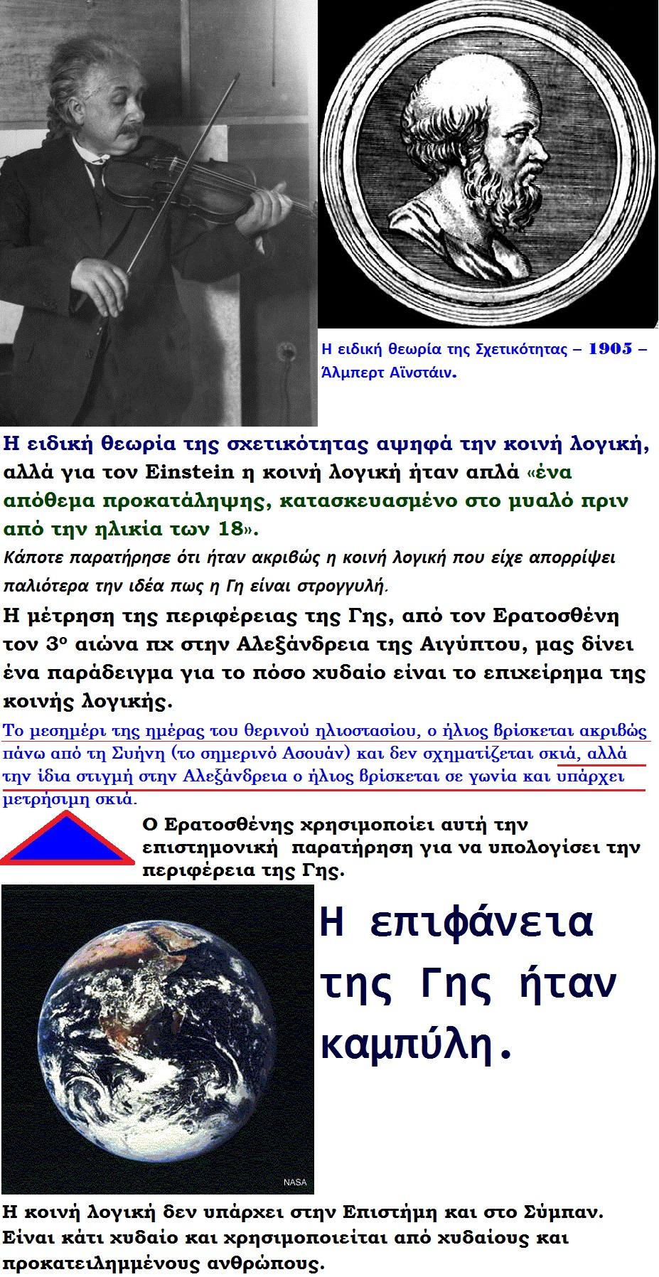 Albert Einstein violin ERATOSTHENES 01 300115