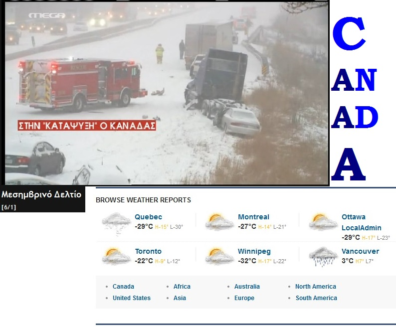 CANADA WEATHER 02 060115