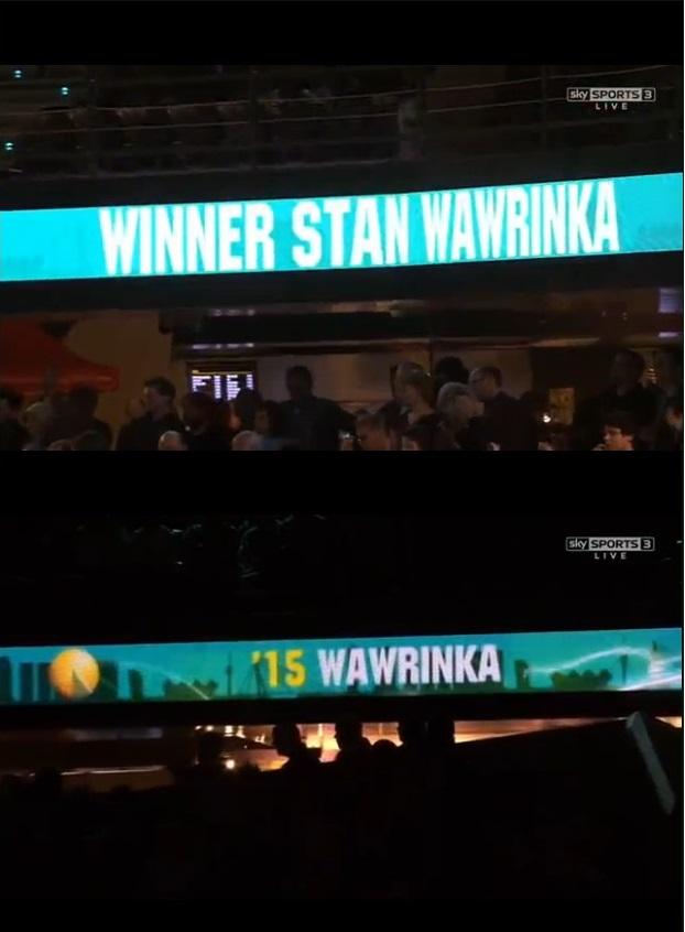 TENNIS ATP ROTTERDAM NETHERLAND WAWRINKA WIN BERDYCH 01 160215