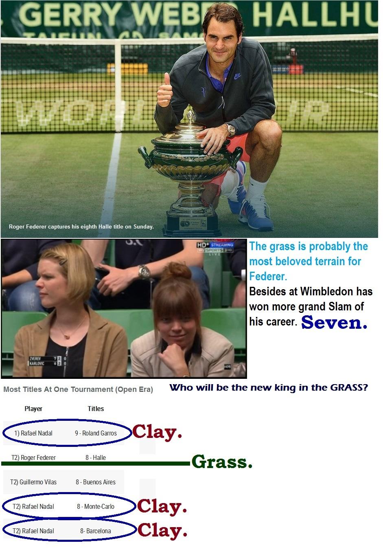 TENNIS ATP HALLE ROGER FEDERER WIN TITLE 03 210615