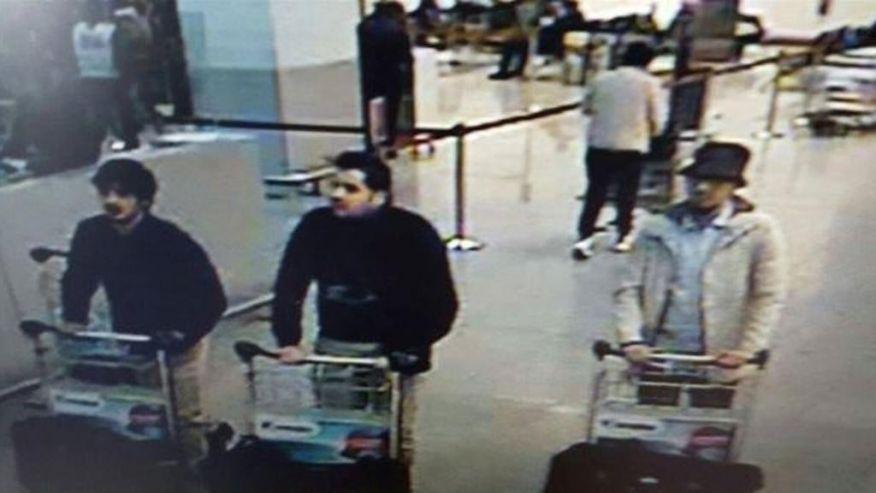 BELGIUM BRUSSELS TERROR NOT IDENTIFIED ISIS 91 250316