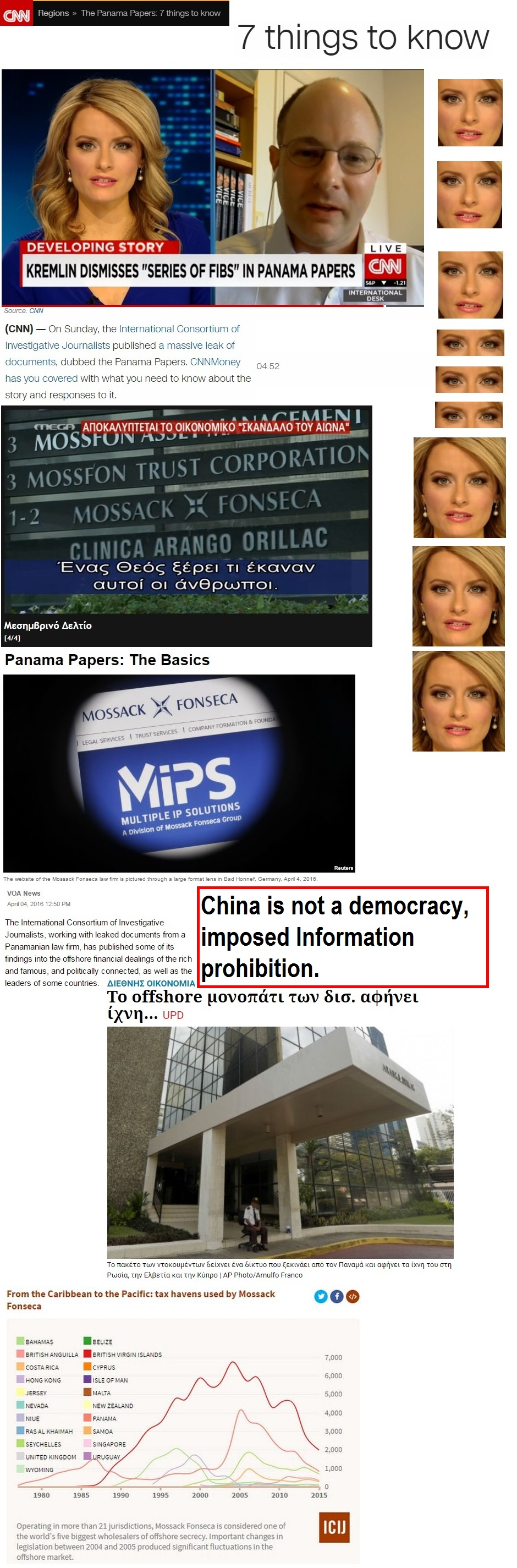 PANAMA PAPERS MOSSACK FONCECA OFF SHORE 48 050416
