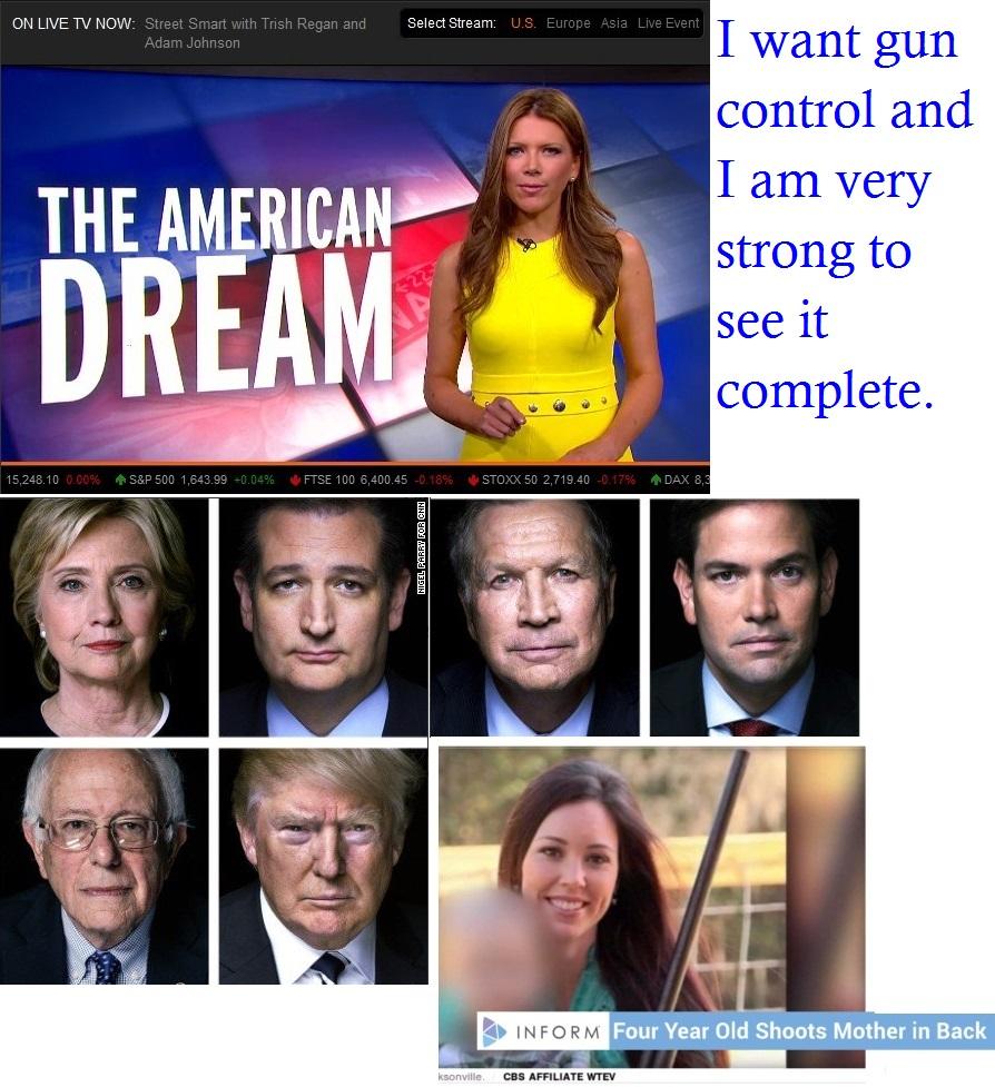 USA AMERICAN DREAM 01 270416