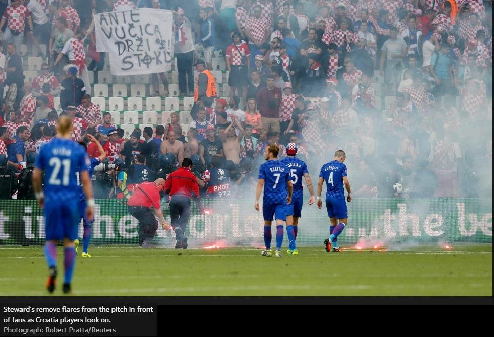 FOOTBALL EURO2016 CHECH REPUBLIC VS CROATIA DRAW 02 190616 (9)