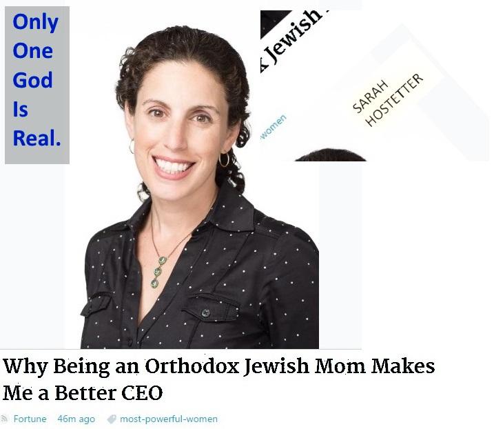 USA CEO SARAH HOFSTETTER ORTHODOX JEWISH MOM 03 280716