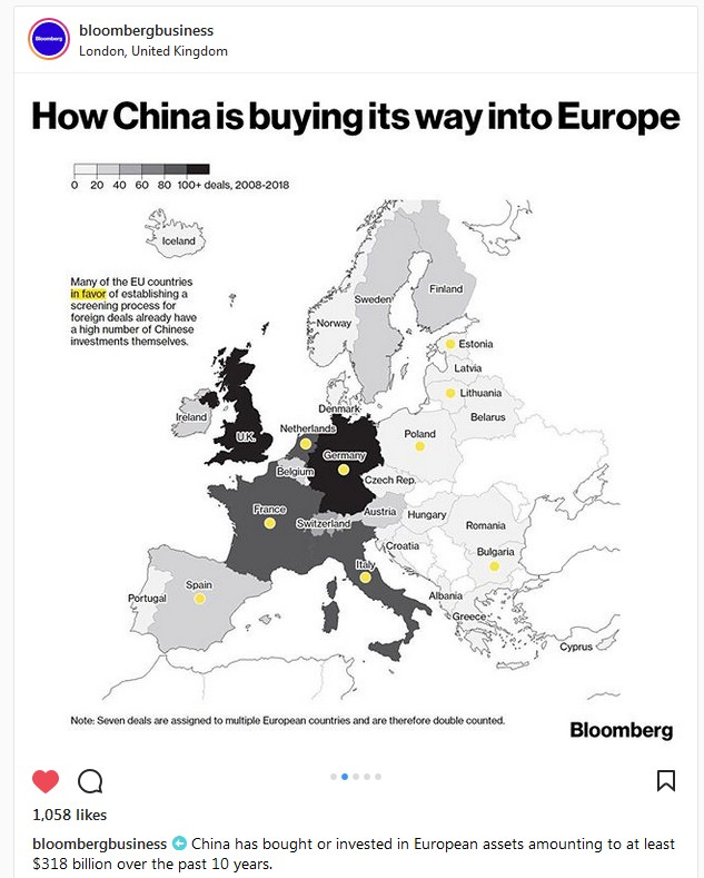 f9fdf387da China  Europe  How China is Buing its way into Europe