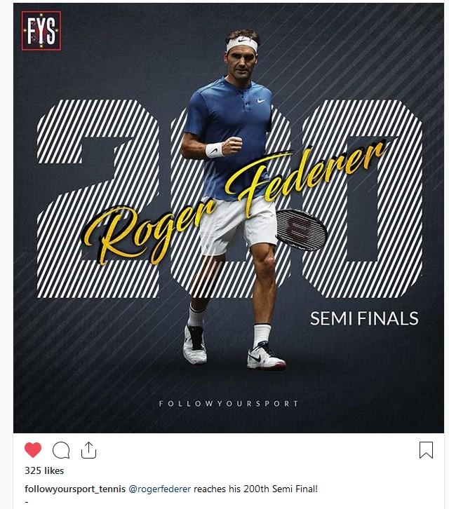 af68d3a35c23 Tennis  Roger Federer  The Live Legend
